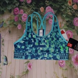 Nwt Under Armour Sports Bra Youth Small